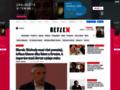 Náhled webu Reflex