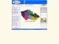 Náhled webu Regionální informace