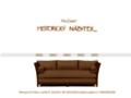 Náhled webu Historický nábytek - Petr Dostál