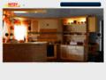 Náhled webu Ritzy - interiéry, kuchyně s. r. o.