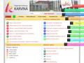 Náhled webu Regionální knihovna Karviná