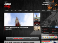 Náhled webu Rock Max