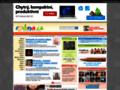 Náhled webu Rodina Online