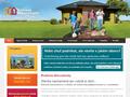 Náhled webu Rodinné dřevostavby s.r.o.