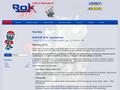 Náhled webu Rokcup CZ