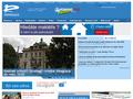 Náhled webu Romský informační servis