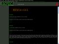 Náhled webu DiskMag Engine