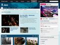 Náhled webu Euro Jazz