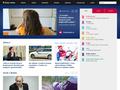 Náhled webu Český rozhlas