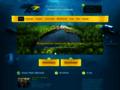 Náhled webu Potápěčské centrum Rumchalpa