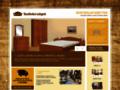 Náhled webu Rustikální nábytek