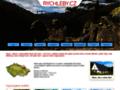 Náhled webu Rychleby.cz