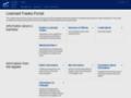 Náhled webu RŽP: Živnostenský rejstřík