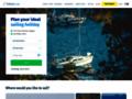 Náhled webu SailingEurope