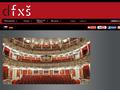 Náhled webu Divadlo F.X.Šaldy v Liberci