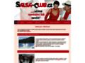 Náhled webu Salsa - club Praha