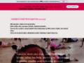 Náhled webu Salsa pro ženy Praha