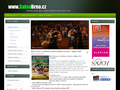 Náhled webu Salsa Brno
