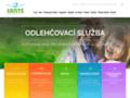 Náhled webu Santé domov Havířov