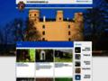Náhled webu Orlík nad Vltavou