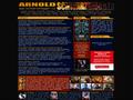 Náhled webu Schwarzenegger, Arnold