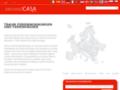 Náhled webu SecondCASA