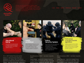 Náhled webu AVSE Security System