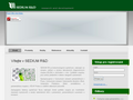 Náhled webu Sedium RD, s.r.o.