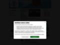 Náhled webu Společnost pro epidemiologii a mikrobiologii