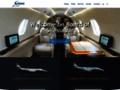 Náhled webu Silesia Air