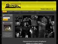Náhled webu Singlband