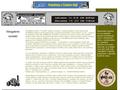 Náhled webu Zemědělský skanzen Šumperk-Rapotín