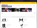 Náhled webu SK Boxing Praha