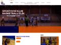 Náhled webu SKB Zlín