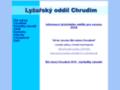 Náhled webu Lyžařský oddíl Chrudim