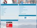 Náhled webu Ski Skuhrov nad Bělou