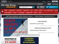 Náhled webu SkiAlpShop.cz