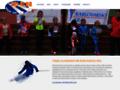 Náhled webu Ski Klub Karlovy Vary