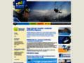 Náhled webu Skipark Filipovice