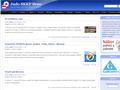 Náhled webu Judo SK KP Brno