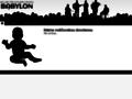 Náhled webu Babylon