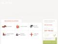 Náhled webu Slavia Pojišťovna