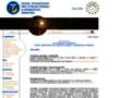 Náhled webu Česká společnost pro výzkum spánku a spánkovou medicínu