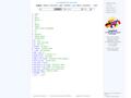 Náhled webu Multijazykový slovník