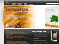 Náhled webu SmartGIS