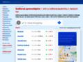 Náhled webu Sněhové zpravodajství