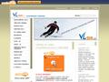 Náhled webu Vylepšovací lyžování