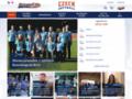 Náhled webu Česká softballová asociace (ČSA)