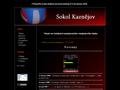 Náhled webu TJ Sokol Kaznějov