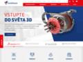 Náhled webu SolidVision, s.r.o.